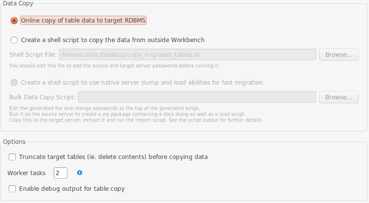 Migration of SQLite to MySQL | MySQL, Galera Cluster and